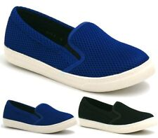 Unbranded Slip On Synthetic Upper Trainers for Women