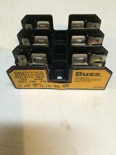 Buss fuseholder BM6033SQ Bussman 30amp 600 Volt