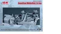 ICM 1/24 American Motorists (1910s) # 24013