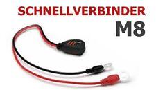 CTEK M8 Schnellkontakt Kabel 56261 für MXS5.0 MXS10 XC0.8 XS0.8 XS4003 MXS3.6