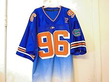 Florida Gators Stitched Colosseum Athletics football jersey # 96 size XXL