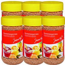 Jeden Tag Zitronen Tee Instant Getränkepulverzubereitung 400g 6er Pack