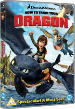 How to Train Your Dragon DVD (2010) Dean DeBlois
