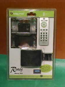 Delphi - Roady Home Kit, New Never Opened, for Satellite Radio Receivers