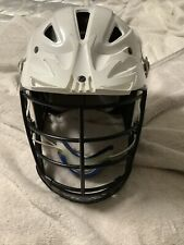 CASCADE CPX-R LACROSSE HELMET WHITE ADJUSTABLE SPR-FIT OSFM-ONE SIZE FITS MOST