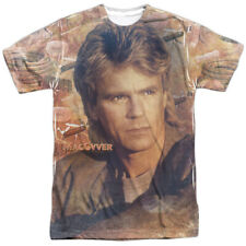 "Macgyver ""Tools Of The Trade"" Dye Sublimation T-Shirt"