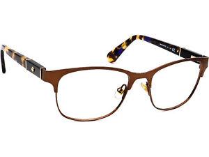 Kate Spade Women's Eyeglasses Benedetta 4IN Brown/Tortoise Frame 51[]16 140