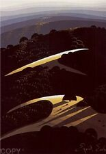 "Eyvind Earle     ""California Meadows""    MAKE  OFFER    DSS"