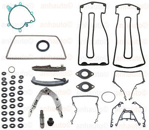 Range Rover 4.4L  03-05 Timing Kit  Rails Tensioner Seals Guides Chain Gaskets