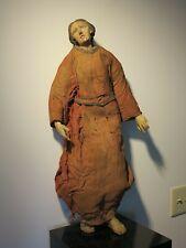26-inch Antique creche figure Italian Neapolitan nativity doll