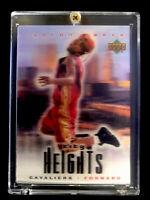 Lebron James 2003-2004 UD Upper Deck City Heights! Rookie RC 3D REDEMPTION CAVS