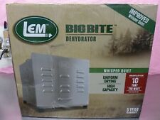 LEM Big Bite Stainless Steel Dehydrator with 12 Hour Timer # 778A
