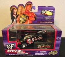 1999 Road Champs Wwf Attitude Racing Die-Cast Stone Cold Jerry Toliver Nhra Nib