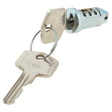 Jaguar XK140 & XK150 Boot lock barrel + 2 keys Weston Body Hardware WB3-05155