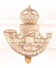 Army Badge:  South African Royal Durban Light Infantry - nhm, white metal