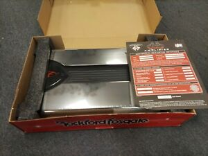 BRAND NEW IN THE BOX OLD SCHOOL ROCKFORD FOSGATE PUNCH P10002 MADE IN USA