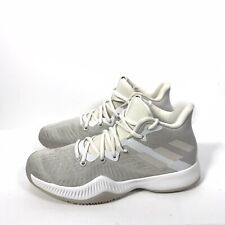 Adidas MAD BOUNCE MID 2017 US Men's Size 8 grey harden lillard