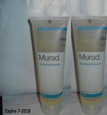 2 x Murad Acne Clarifying Cleanser /4.5 fl. oz.New Sealed no box