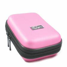 Ex-Pro® Pink Hard Clam MED Camera  Case for canon Powershot  Ixus A430 A450
