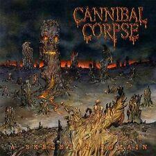 CANNIBAL CORPSE - A SKELETAL DOMAIN - CD SIGILLATO 2014