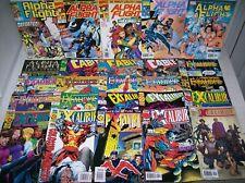 Huge lot 75 Excalibur comics! New Mutants Alpha Flight Generation X Cable Gambit