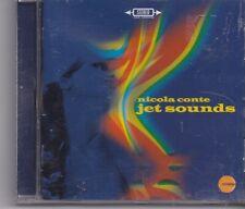 Nicola Conte-Jet Sounds cd album
