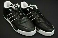 Adidas Rivalry Low Originals Men's shoes size 10.5 black/white EE4655