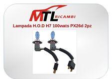 Lampada H.O.D H7 100wats PX26d 2pz