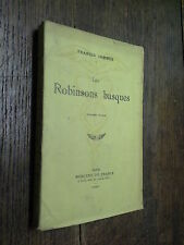 Les Robinsons basques / Francis Jammes / 1925