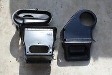 Volvo 122 Amazon Heater Box - powdercoated semi gloss black #3