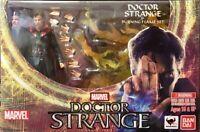 S.H. Figuarts Doctor Strange Action Figure and Burning Flame Set Bandai Tamashii