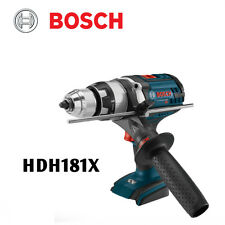 "Bosch HDH181XB 18V Brute Tough™ 1/2"" Hammer Drill w/ Active Response (Tool Only)"