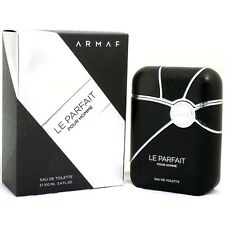 LE PARFAIT BY ARMAF *for MEN'S FRAGRANCE* 3.4 O.Z EDT SPRAY *NEW IN* sealed*BOX