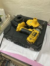 "Dewalt 1/2"" Heavy Duty Cordless Drill/Driver DW983 With Case And Charger"