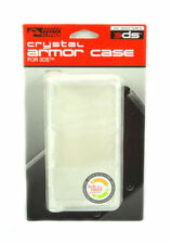 3ds - Crystal Fitted Protective Armor-case KMD Clear (shell Hard Cover)
