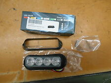 NOS Extreme Tactical Dynamics Under Cover 8 Red Surface Mount Liner Led F203