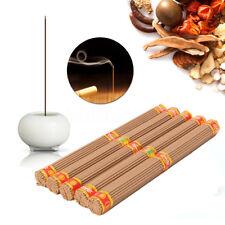 240Pcs Sticks Sandalwood Chinese Oriental Buddhist Aromatic Incense 27cm 10.6''