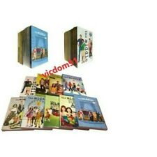 The Middle Complete Series Seasons 1-9 DVD, 27-Disc Set (1 2 3 4 5 6 7 8 9) NEW