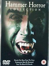 Hammer Horror Collection (DVD x 3, Boxset - Very rare)
