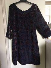 New listing Laura Ashley Shift Style Longsleeved Dress, Size 10, Used