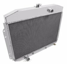 1961,1962,1963,1964 Ford F SeriesTruck Radaitor,Champion Aluminum 4 Row Radiator