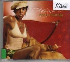 (CM19) Kelly Rowland, Can't Nobody - 2003 DJ CD