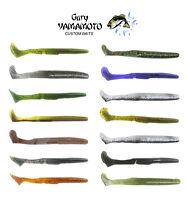 """Gary Yamamoto Swim Senko 5"""" (13 Cm) 10pk Bass, Walleye, Trout Fishing Lure"""