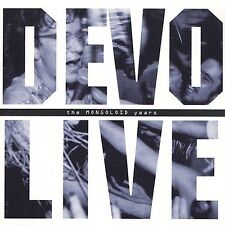 Devo Live: The Mongoloid Years by Devo (CD, Sep-1992, Ryko Distribution)
