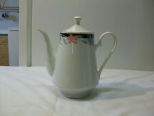 Tienshan China Coffee server or Tea Pot - Isabella pattern