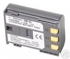Battery for Canon NB-2L NB-2LH NB2L NB2LH BP-2L5