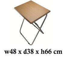 Apollo Housewares Tubular TV Table 48 X 38 X 66cm 7805