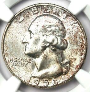 1956-D Washington Quarter 25C - NGC MS67+ Plus Grade - $5,500 Value - Top Pop 6!
