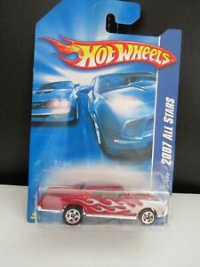 HOT WHEELS 2007 ALL STARS 1967 PONTIAC GTO HIGHLY COLLECTIBLE MINT IN BLISTER