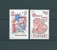FRANCE - 1980 YT 2085 à 2086 - TIMBRES NEUFS** LUXE